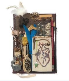 Hey, I found this really awesome Etsy listing at https://www.etsy.com/listing/465721838/junk-book-hand-made-book-creative-book