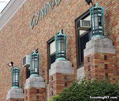 Valley Stream, Public School, High School, Long Island, Art School, Scouting, Multi Story Building, Art Deco, Explore