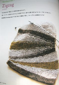 From Japanese knitting book, Nordic Knitting, 7 Miraculous Techniques - ISBN 9784579111626