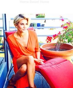 Charissa Thompson New Hair Cut
