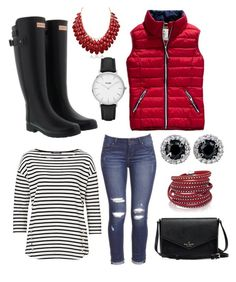 """❤️"" by mari-brown-i on Polyvore featuring Hunter, Timeout, Betty Barclay, CLUSE, Adoriana and Sif Jakobs Jewellery"