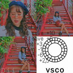Vsco Photography, Photography Filters, Photography Editing, Instagram And Snapchat, Photo Instagram, Photos Tumblr, Fotografia Vsco, Vsco Hacks, Best Vsco Filters