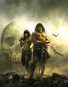 Conan the Barbarian Dark Fantasy Art, Black Book Edition, Conan The Barbarian Comic, Conan The Conqueror, Conan The Destroyer, Conan Comics, Mundo Comic, Desert Art, Sword And Sorcery