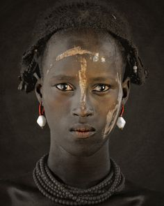 Dassanech Tribe, Omorate Village, Southern Omo, Ethiopia
