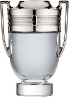 L'eau de toilette Paco Rabanne Invictus est dédié à l'homme viril et sûr de lui qui adorera exposer ce flacon comme un trophée.