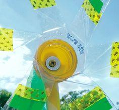 Stunning Deko Idee Windrad aus Kunststoffflaschen