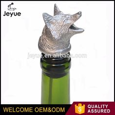 prodcut-image Wine Pourer, Hunting Gifts, Pet Fox, Cheap Wine, Bar Accessories, Beer, Metal, Animals, Image