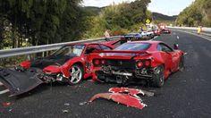 30 of the Worst Supercar Crashes Ever - BlazePress