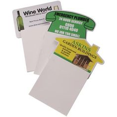 Promotional Sticky Note Magnetic Pad is a simple handy giveaway item that utilises a 25 sheet sticky note attached to a shaped magnet. Promotional Clothing, Plumbing Emergency, Quick Quotes, Sticky Notes, Corporate Gifts, Magnets, Prints, Giveaway, Simple