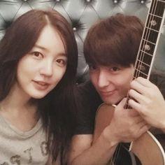F.T. Island's Jonghun and Yoon Eun Hye show off their surprising friendship   allkpop
