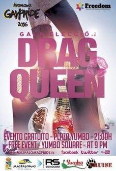 Grupo Mascarada Carnaval: Gala Drag Queen  Gaypride Maspalomas 2016