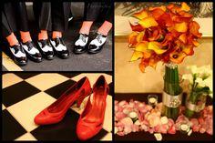 This is different   Theme: Pretty Hallowe'en Wedding Ideas - Weddingstar Blog