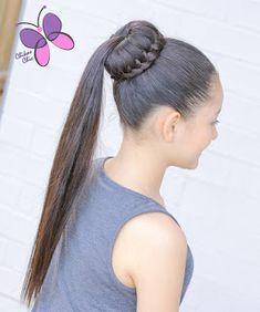 Cómo lucir peinados super cool para ir a la playa - El Cómo de las Cosas Cool, Bobby Pins, Hair Accessories, Hair Styles, Beauty, Drawing, Women, Fashion, Up Dos