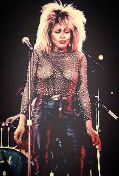 Tina Live 1984