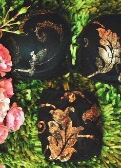 Kup mój przedmiot na #vintedpl http://www.vinted.pl/damska-odziez/komplety/14014661-sliczna-bielizna-czarno-zlota-tenezis-okazja