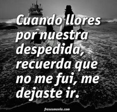 #frases  ni creo q llores, para ti hace mucho fui historia