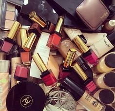 Chanel make up collection
