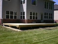 backyard deck ideas patio - Yahoo Image Search Results
