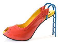 New Design /High Heels as art by Kobi Levi