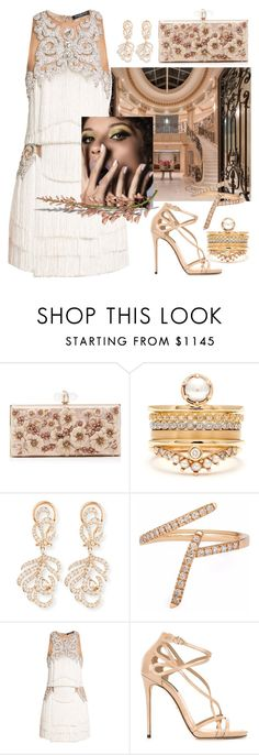 """""""Untitled #1341"""" by sunnydays4everkh ❤ liked on Polyvore featuring Marchesa, Sutra, Sho, Balmain and Dolce&Gabbana"""
