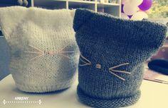 #crochetmania #crochet #hat #hats #autumn #kitty #cat #kittys #kids #yarn #yarnaddict #wool #gift #love #knit #knitlife #knittingtime… Loom Knitting, Kitty, Autumn, Wool, Crochet, Hats, How To Make, Handmade, Instagram