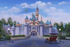 Walt Disney World Disney World Resorts, Disney Vacations, Disney Trips, Walt Disney World, Disneyland California, Disneyland Resort, Disney Love, Disney Art, Disney Princess Birthday Party