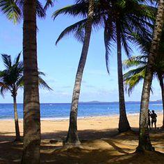 Luquillo beach hotel and beaches