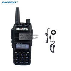 Pofung UV-82 VHF/UHF Dual-Band 136-174/400-520MHz 2-PTT 5W Two Way Radio LB0596