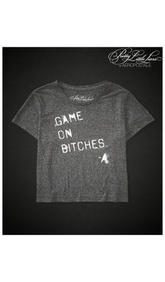 Pretty Little Liars Game On T from Aéropostale