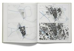 Limes Atlas 144-145 / Joost Grootens