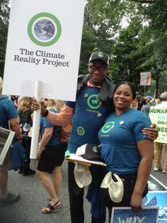 Over 400,000 demonstrators participated in the People's Climate March in New York City, Sept. 21, 2014  (Photograph by H. Ferris, Nurture Nature Project)