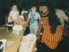 I miss Showbiz Pizza  and the 80's!