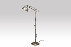 Industrial Floor Lamp - Michael Mortell Gallery