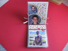 ID Badge Holder Mini Album - Gift Albums - Gallery - Scrap Girls Digital Scrapbooking Forum