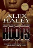 Roots: The Saga of an American Family  read 9-7-13 I can't say enough about how this book made me see through the eyes of another race and culture.  Alex Haley made me FEEL as though I was walking with Kunta Kinte and seeing what he saw and most especially, feeling the rage that he must have felt.  The amount of research that went into the writing of this book is also impressive.
