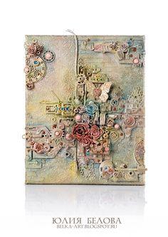 Mixed Media Journal, Mixed Media Collage, Mixed Media Canvas, Altered Canvas, Altered Art, Multimedia Arts, Art Journal Tutorial, Engraving Art, Mixed Media Tutorials