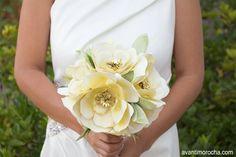 Paper Flowers Bouquet Patterns by AvantiMorochaDIYs on Etsy