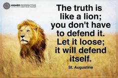 The TRUTH will always set you free because it's your most powerful voice~