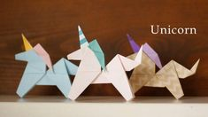 Origami for Everyone – From Beginner to Advanced – DIY Fan Origami Cards, Origami 3d, Origami Dragon, Origami Fish, Origami Love, Paper Crafts Origami, Origami Design, Origami Models, Origami Unicorn Easy