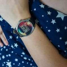 Never Stop Dreaming Watch | Wrist Watch for Him & Her | Handmade Men & Women Watches | Vintage Pattern Design Style | Accesories Silver Golden Fashion | Leather Vintage | Stainless Steel | Uhr Uhren Reloj Montre