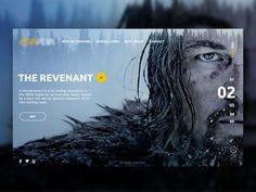 Concept Movie Site - WIP