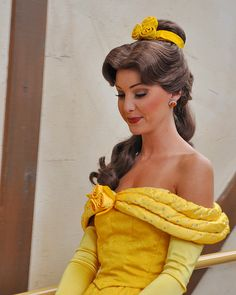 Princess Belle composed