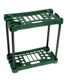 Loving This Green Garage Storage Rack On #zulily! #zulilyfinds 24.5u0027u0027 W