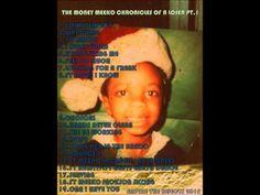 The Money Meeko Chronicles of a Loser Pt 1 Atlanta, Hip Hop, Baseball Cards, Money, Silver, Hiphop