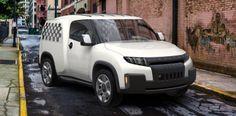Toyota U² : un Kangoo à l'américaine