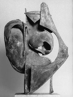 Oscar Wiggli - Sculpture 15 D, 1962