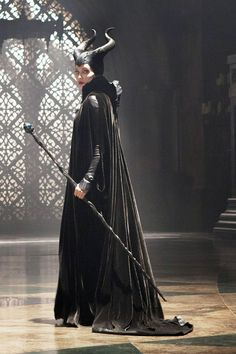 From Angelina Jolie's magnificent Maleficent costumes to Jessica Chastain's Armani wardrobe in A Most Violent Year, click through for the top movie fashion moments of the year. Maleficent Cosplay, Disney Cosplay, Maleficent 2014, Angelina Jolie Maleficent, Maleficent Movie, Malificent Costume, Maleficent Quotes, Maleficent Wings, Maleficent Makeup