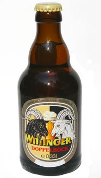 Wittinger Doppelbock - ..vollmundig und herzhaft im Geschmack Ein starkes Bier, im wahrsten Sinn des Wortes. Mit 18 % Stammwürze und 8,0 % vol.alc. auch das stärkste Bier aus dem Hause Wittinger. Angelehnt an das überlieferte Rezept unseres Doppelbocks aus den 50er Jahren schmeckt der heutige Wittinger Doppelbock vollmundig und herzhaft durch seine höhere Malzzugabe und die milde Hopfung.