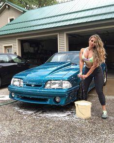 Porsche, Audi, Bmw, Mustang Girl, Fox Body Mustang, Mustang Cobra, Ford Mustang, Car Wash Girls, Car Girls