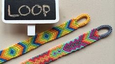 friendship bracelets - YouTube